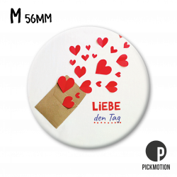 Pickmotion M Magnet Liebe Den Tag