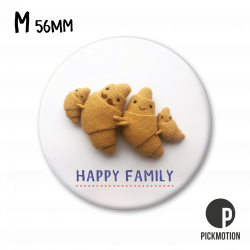 Pickmotion M Magnet Happy Family