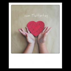Pickmotion Photo-Postkarte Zum Muttertag