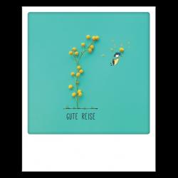 Pickmotion Photo-Postkarte Gute Reise