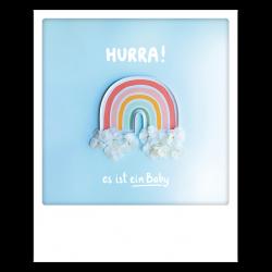 Pickmotion Photo-Postkarte Es Ist Ein Baby