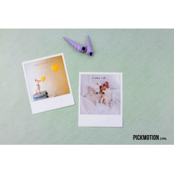 Pickmotion Photo-Postkarte