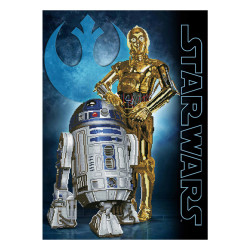 Diamond Dotz STAR WARS Camelot und R2-D2