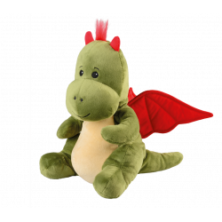 warmies® Pop! Drache - Wärmekissen Kinder