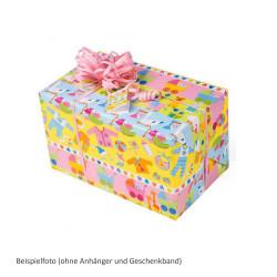 Geschenkverpackung Design: Baby