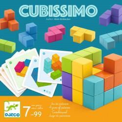DJECO Knobelspiel Cubissimo ab 7 Jahren