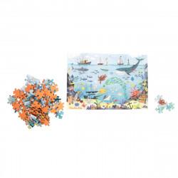 MOULIN ROTY Puzzle - der Ozean 96 Teile ab 5 Jahren