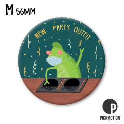 Pickmotion M Magnet New Party Outfit