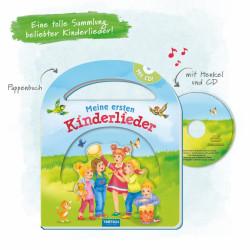 TRÖTSCH Meine ersten Kinderlieder- mit CD