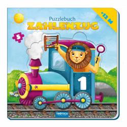 TRÖTSCH Puzzlebuch Zahlenbuch