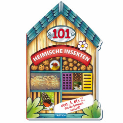 TRÖTSCH 101 Heimische Insekten
