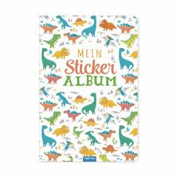 TRÖTSCH Mein Stickeralbum - Dino