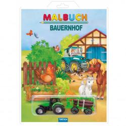 TRÖTSCH Malbuch Bauernhof