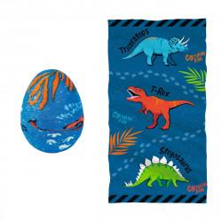 MOSES Zauberhandtuch Dino- Ei