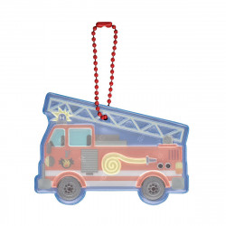 Moses Glimmi- Feuerwehrauto