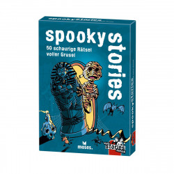 MOSES Black Stories Junior- Spooky Stories