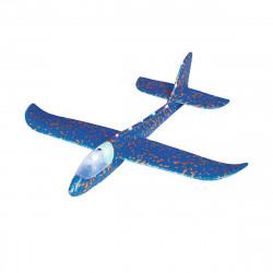 MOSES Leuchtender Segelflieger blau