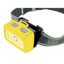 MOSES Expedition Natur LED-Stirnlampe
