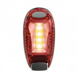 MOSES Expedition Natur LED-Clip- rot