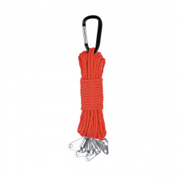 MOSES Expedition Natur Paracord-Set- rot
