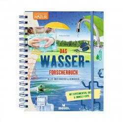 MOSES Expedeition Natur- Das Wasser-Forscherbuch