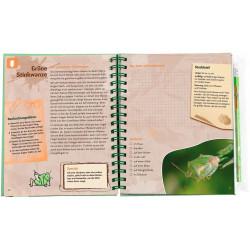 MOSES Expedeition Natur- Das Becherlupen-Forscherbuch