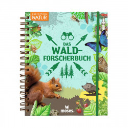 MOSES Expedeition Natur- Das Wald-Forscherbuch