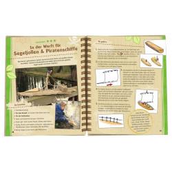 MOSES Expedeition Natur- Das Taschenmesser-Schnitzbuch