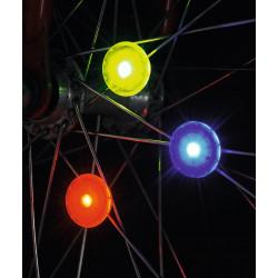 MOSES Kleine Speichenlichter LED 3er Set