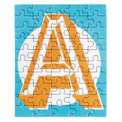 MOSES Mini Buchstaben Puzzle