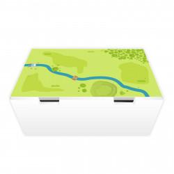 Spielfolie für STUVA Wald & Wiese