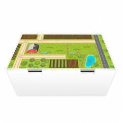 Spielfolie für STUVA Bauernhof