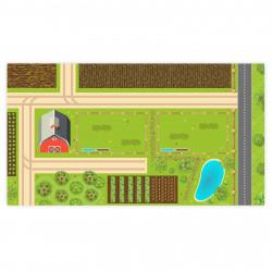 Spielfolie für STUVA Bauernhof (Möbel nicht inklusive)