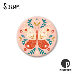 Pickmotion S-Magnet Folklore Schmetterling