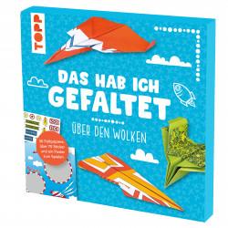 TOPP Das hab ich gefaltet - Über den Wolken inkl. Faltblätter