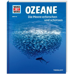 TESSLOFF Buch WAS IST WAS Band 143. Ozeane