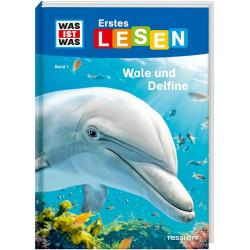 TESSLOFF Buch WAS IST WAS Erstes Lesen Band 1: Wale und Delfine