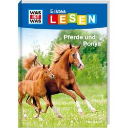 TESSLOFF Buch WAS IST WAS Erstes Lesen Band 7: Pferde und Ponys