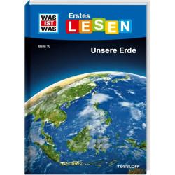 TESSLOFF Buch WAS IST WAS Erstes Lesen Band 10: Unsere Erde