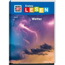 TESSLOFF Buch WAS IST WAS Erstes Lesen Band 8: Das Wetter