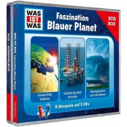 WAS IST WAS 3-CD Hörspielbox: Faszination Blauer Planet