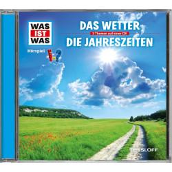 WAS IST WAS CD-Hörspiel: Das Wetter/ Die Jahreszeiten