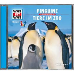 WAS IST WAS CD-Hörspiel: Pinguine/ Tiere im Zoo