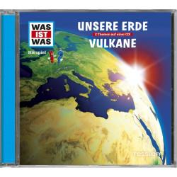 WAS IST WAS CD-Hörspiel: Unsere Erde/ Vulkane