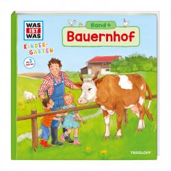 WAS IST WAS Kindergarten Band 04 Klappenbuch Bauernhof