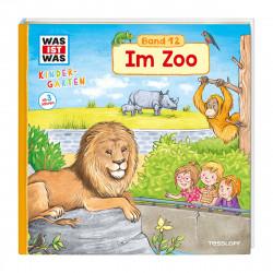 WAS IST WAS Kindergarten Band 12 Klappenbuch Im Zoo