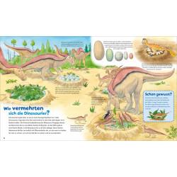 WAS IST WAS Junior Band 03 Klappenbuch Dinosaurier