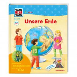 WAS IST WAS Junior Band 10 Klappenbuch Unsere Erde