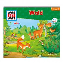 WAS IST WAS Junior CD-Hörspiel: Wald