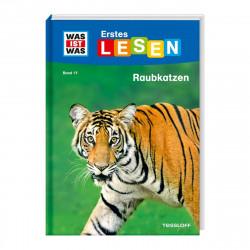 WAS IST WAS Erstes Lesen Band 17: Raubkatzen
